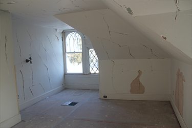 Plasterrestorationbefore